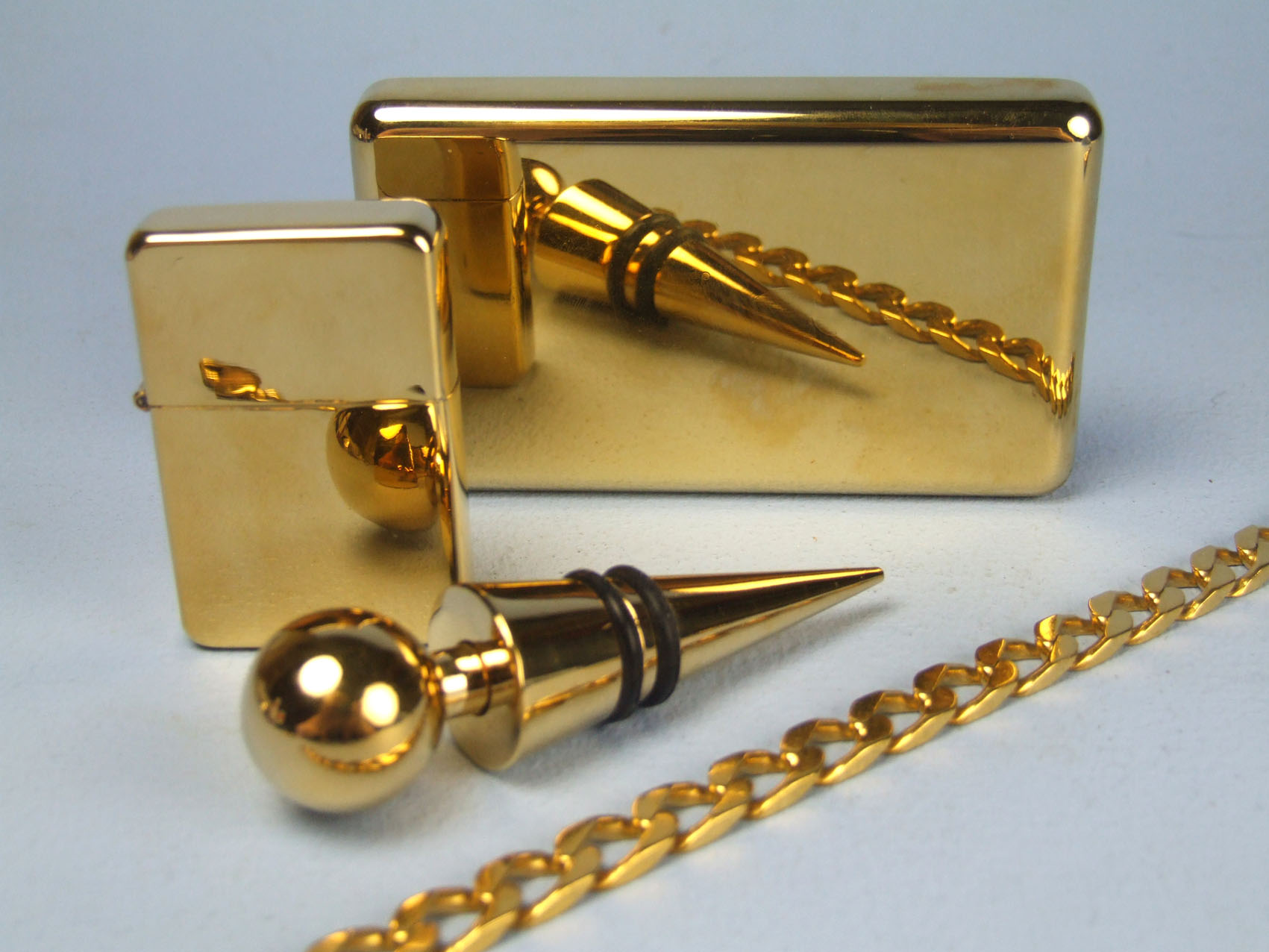 What Gold Plating Service Is? How Many Types of Gold Plating